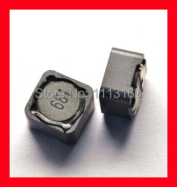 12*12*7 Shielding power inductor 680UH marking 681 shielded inductor(China (Mainland))