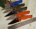 Custom C81 folding knife G10 handle CPM S30V blade steel blade knife outdoor camping tools tactical