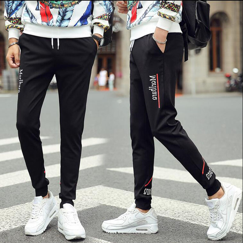 Mens Joggers New Fashion: Casual Harem Sweatpants Sport Pants Trousers Sarouel Men Tracksuit Bottoms for Track Training Jogging(China (Mainland))
