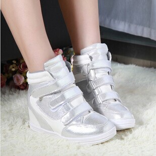 New 2015 Isabel Marant Women Sneakers Genuine Leather Brand women elevator shoes Breathable Boots Laceup as Fashion shoes(China (Mainland))