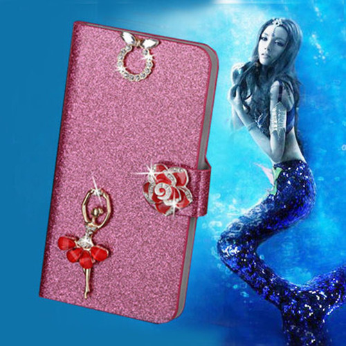 Original luxury flip leather case for Sony Xperia E Dual C1605 C1505 C1504 cover New stander wallet cell phone cases 18 styles(China (Mainland))