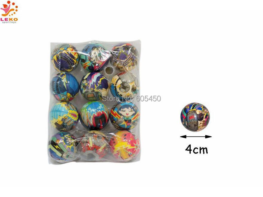 Christmas Gift ! Micky Mouse Cartoon Bouncing ball Chidren PU Ball Jumping Ball Toy Bal on Sale Wholesale pu foam golf ball(China (Mainland))