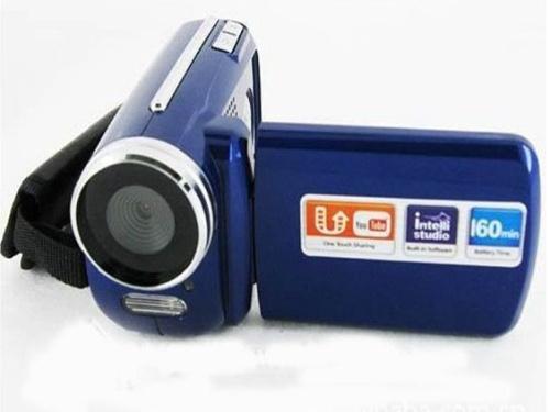 """Free Shipping Video Digital Camera Max.12MP 1.8"""" TFT LCD LED Flash Light Camcorder CP-DV139-1(China (Mainland))"""