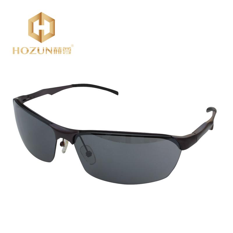 Vintage Women'S Polarized Sunglasses Outdoor Driver Sports Leisure Sun Glasses Purple Ms UV Protective Glasses Driving HOZUN Z00(China (Mainland))