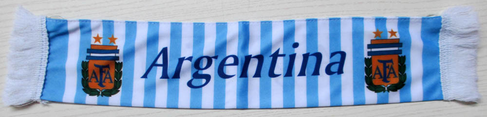 Argentina National Football Team Soccer Flag Mini Banner #51(China (Mainland))