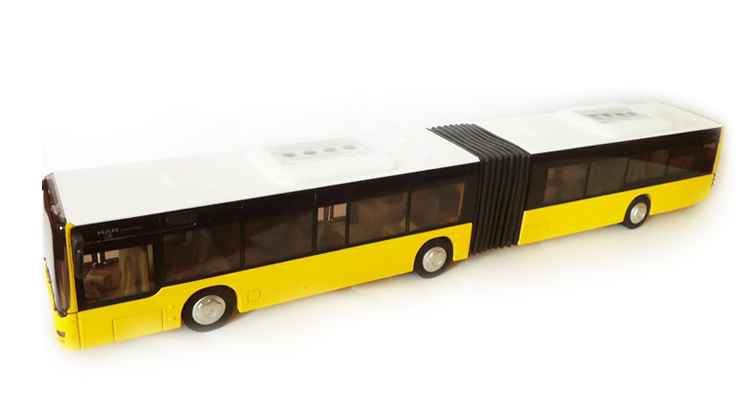 siku 3736 Articulated bus alloy car model toy children gift collection 1:50(China (Mainland))