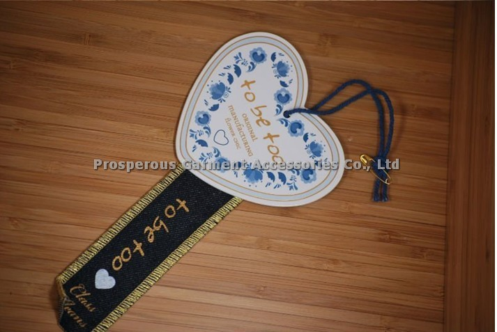 OEM swing tag hang tag designs/custom printed price tags/cardstock hang tags(China (Mainland))