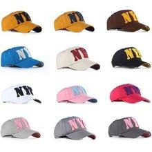 free shipping fashion cap,baseball hat,peaked cap,fashion hat,sport hat,NYC letter(China (Mainland))