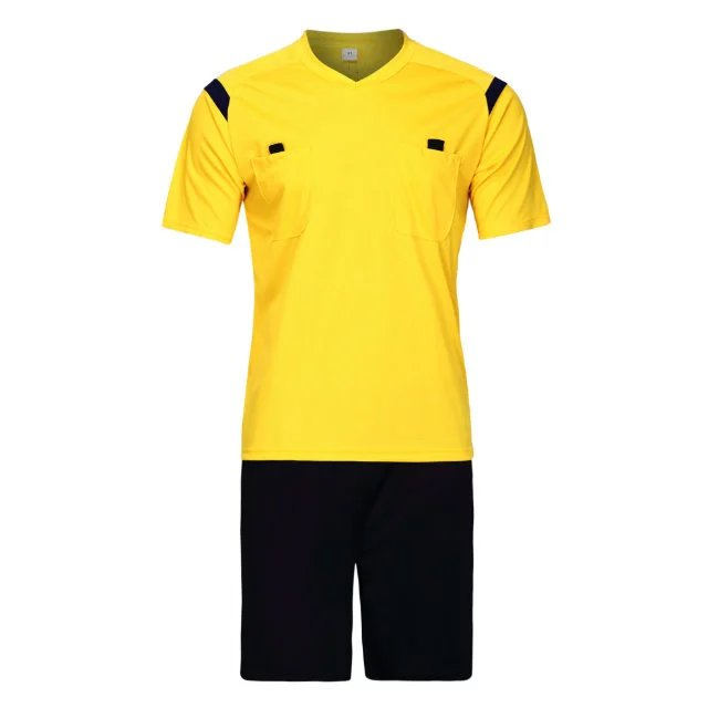 2016 The new football referee, football referee, linesman, basketball referee, 4 color can be choose with short and pocket(China (Mainland))