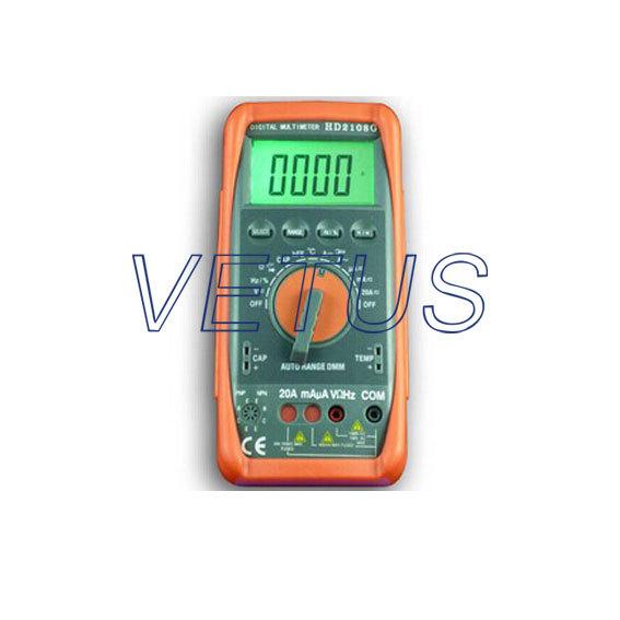 HD2108G Digital Multimeters 400mV/4V/40V/400V/1000V Free shipping<br><br>Aliexpress