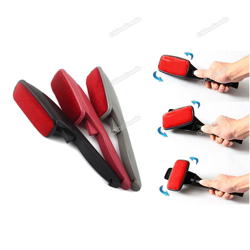 Larainevip big saving Magic Lint Dust Hair Remover Cloth Dry Cleaning Brush more earning(China (Mainland))
