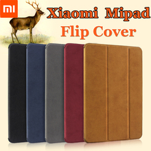 Original Xiaomi Mi Pad Case Leather Smart Cover Ultra Thin and High Quality with Tablet PC Holder For Xiaomi MI Pad MiPad