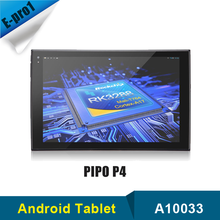 Original PIPO P4 Tablet IPS 1920x1200 RK3288 Quad Core 2GB RAM 16GB Dual Cam 8MP GPS