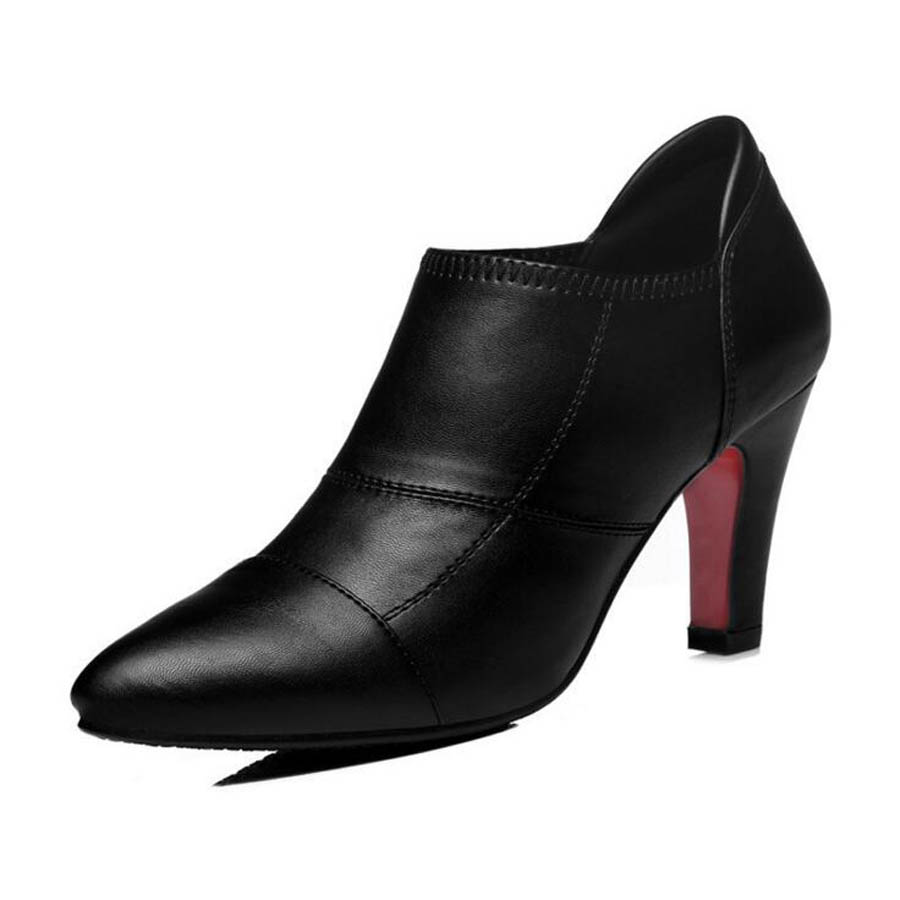 Black High Heel Shoes For Women