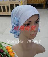 Muslim rainbow colored hot brick cap
