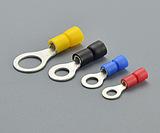 insulated ring termin / copper terminal/ brass terminal  RVL2-4<br><br>Aliexpress
