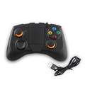 High Speed Wireless Game Controller With Clamp Mobilephone Holder Bluetooth Joystick Gamepad for Android iOS PC