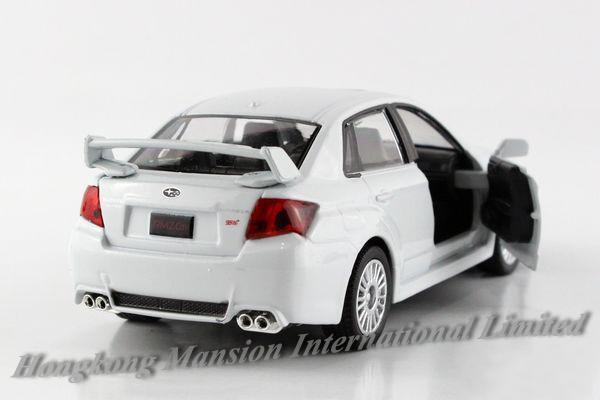 136 Car Model For SUBARU Impreza WRX STI (11)