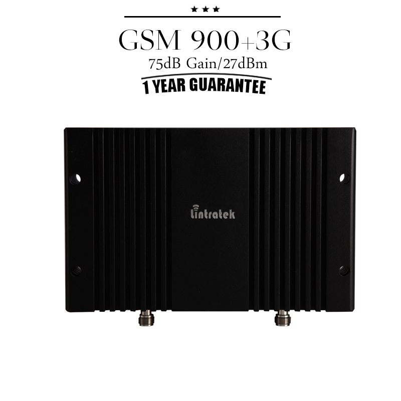 75dB High Gain GSM 3G Cellular Repeater GSM 900mhz UMTS 2100mhz Mobile Phone Booster GSM WCDMA 3G Signal Booster HSPDA Amplifier(China (Mainland))