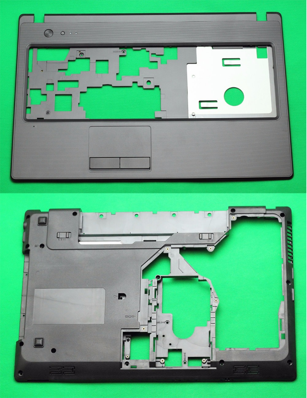 "100% NEW For Lenovo G570 G575 Bottom Base Cover Case & Palmrest Upper Case ""HDMI"" Combo with touch pad"