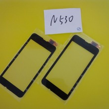 N530 Sensor Panel Phone Replacement Parts For Nokia Lumia 530 Touch Screen Digitizer ; With Tracking Number