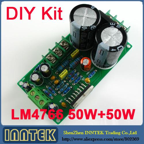 Lm4766t усилитель мощности