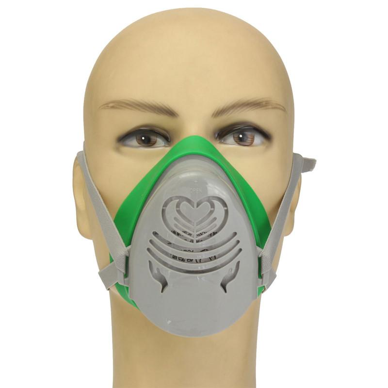 POWERCOM N3800 Anti-Dust Respirator Filter Paint Spraying Cartridge Gas Mask New Brand New High Quality(China (Mainland))