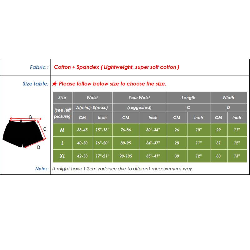 Мужские шорты 3' 100%