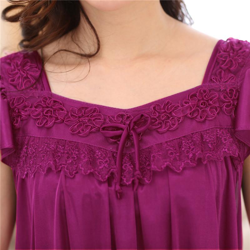 Free shipping plus size XXL XXXXL XXXL 5xl 6xl brand summer style sleepwear women nightwear sex products nightdress dress night