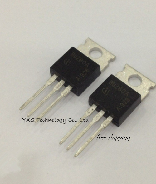 free shipping BUZ80A Current rectifiers(China (Mainland))