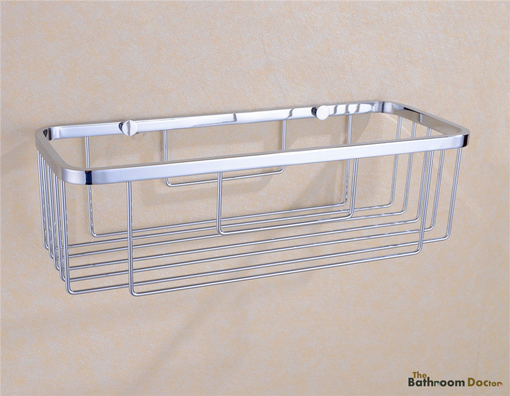 Model BAKALA Bathroom Accessories Stainless Steel Surface Bathroom Shelves