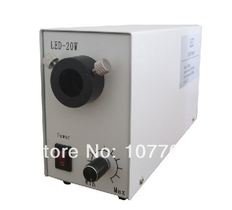 Hot sale  LED 20W cold Light source  ,used for microscopes illumination <br>