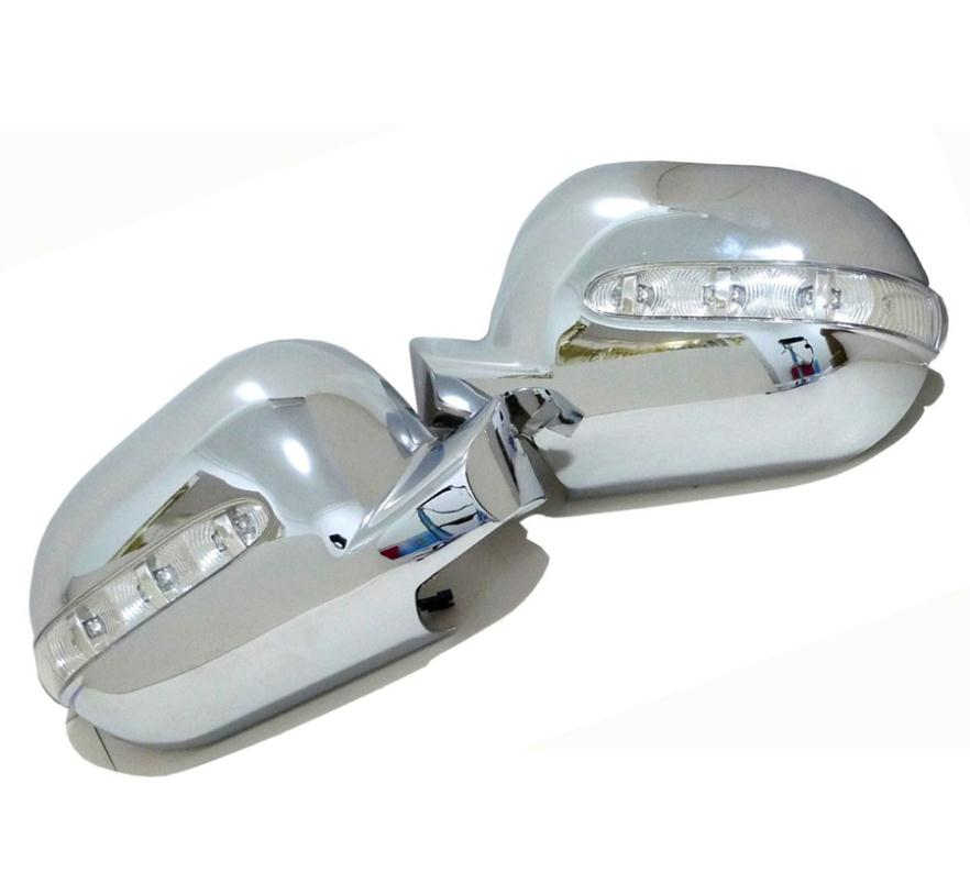 Online buy wholesale mercedes chrome mirror cover from for Mercedes benz side mirror price