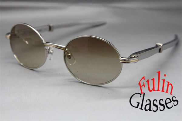 Stainless steel Sunglasses Exquisite 7550178 Designer Glasses Size: 55-22-135 mm(China (Mainland))