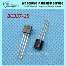 5 BC337-25 BC337 TO-92 Bipolar Transistors - BJT NPN 50Vcbo 45 Vceo 800mA 625mW Trans new original Supplier of electronic components store