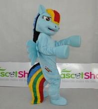 Mascot Costume Pegasus Pony