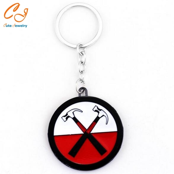 The Walking Dead Keychain New Fear The Living Fight The Dead