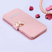 Buy Luxury Flip Magnetic PU Leather Wallet Phone Case LG L70 D320 D325 L65 Dual D285 D280 L 70 L 65 Cover diamond buckle for $2.25 in AliExpress store