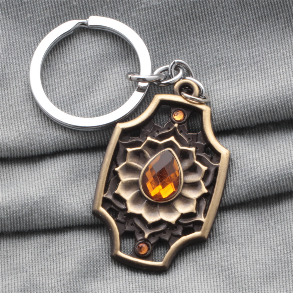 Game DOTA 2 Cosplay Jewelry Ember Spirit Model Novelty Items Best Gift for Friend Dotaer(China (Mainland))