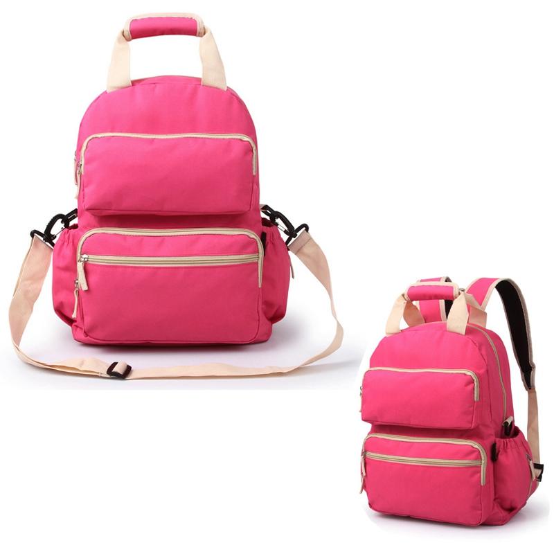 Popular New Multifunctional Diaper Bag Baby Changing Bag Backpack Large Capacity Bolsa Maternidade Baby Nappy Bags for Mom(China (Mainland))