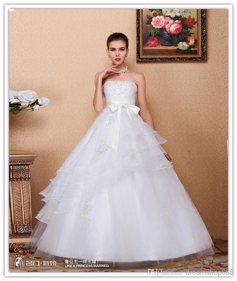 Buy Noble 2015 New Bride Wedding Dress