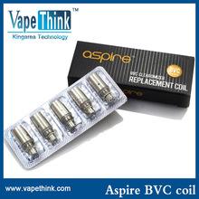 10pcs/lot Aspire BVC Coils BDC Coil for Aspire CE5 ET BDC Atomizers CE5-S ET-S Dual Coils aspire bdc coil