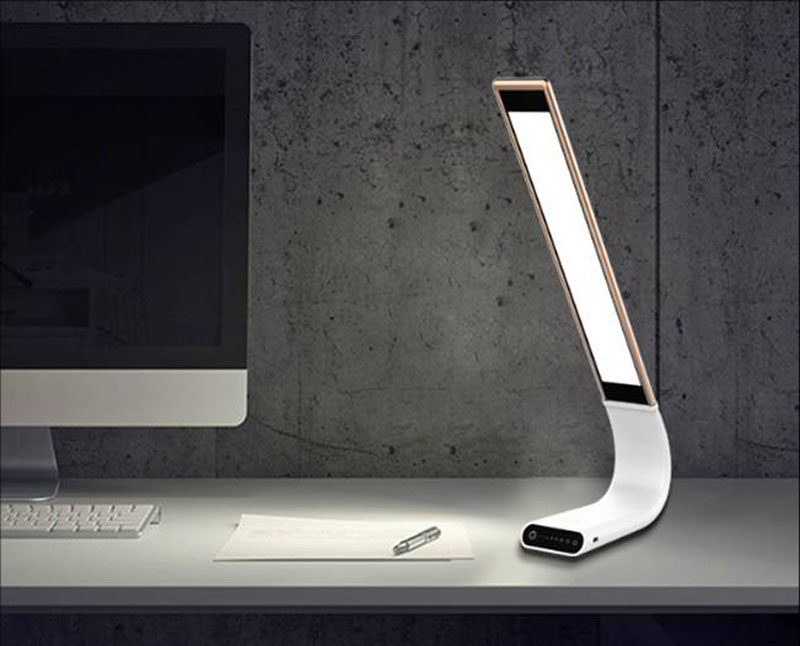 1pc rechargeable folding led eye lamp moon light eye. Black Bedroom Furniture Sets. Home Design Ideas