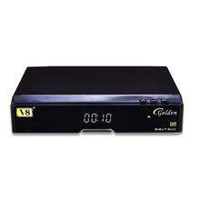 V8 Golden DVB-S2 T2 IPTV  Full HD Freesat V8 Super receiver TV Box Digital Converter Support IP Camera