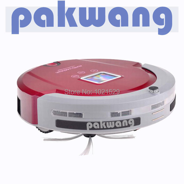 Lowest noise intelligent robotic vacuum cleaner cheap price(China (Mainland))