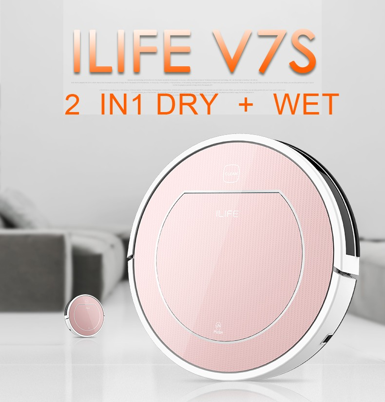 DHL freeshipping NEWEST intelligent Dry and Wet Mop Robotic Vacuum Cleaner ,Buletooth control,Sensor,household cleaning(China (Mainland))