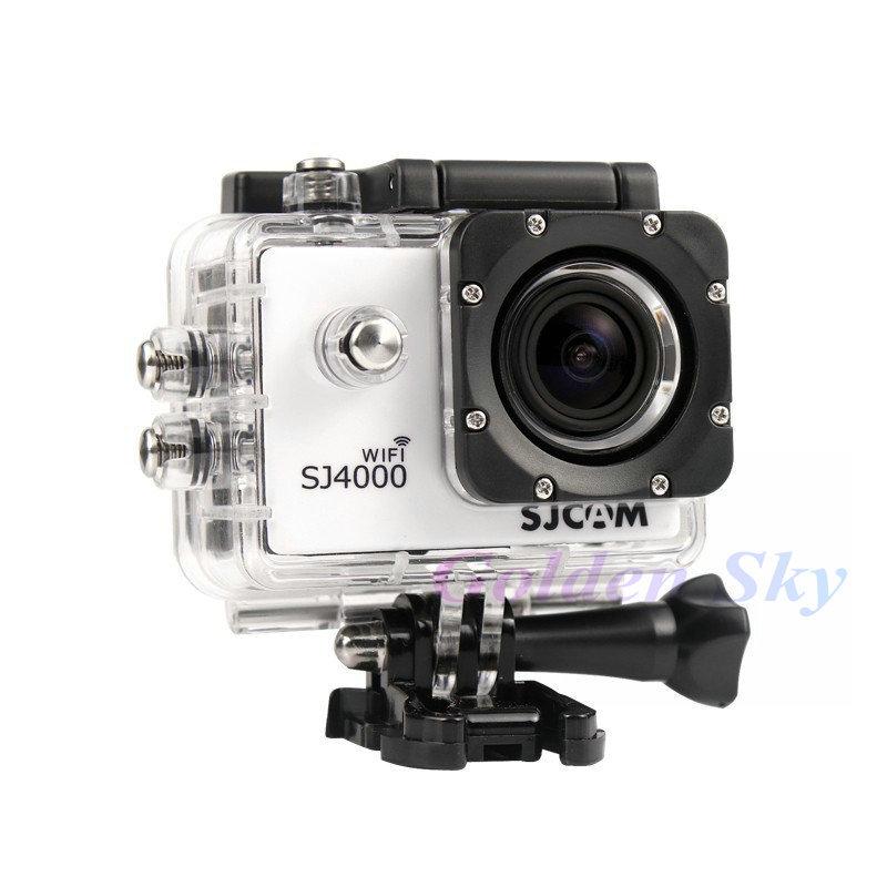 Original SJCAM WiFi Version SJ4000 WiFi 1080P Full HD GoPro Camera Style Extreme Sport DV Action Camera Diving 30M Waterproof