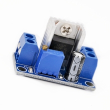 86071 LM317 DC-DC Converters Circuit Boards Module Adjustable Linear Regulator - Professional semiconductor suppliers store