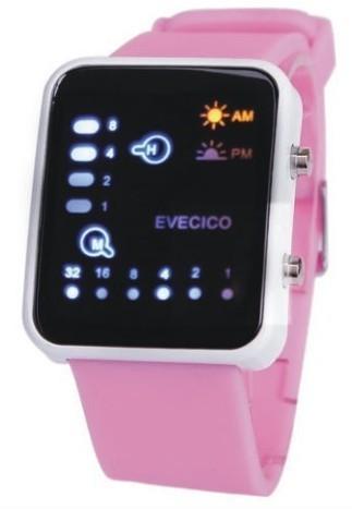 Evecicoled стол мода спортивные водонепроницаемые электронные часы площади мужская цифровой тенденция часы