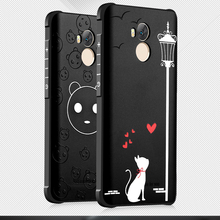Buy Luxury Silicone case Xiaomi Redmi 4 4Pro Prime Hrad Painting Cartoon Frosted 3D Protective back cover xiaomi redmi 4 Pro for $4.73 in AliExpress store